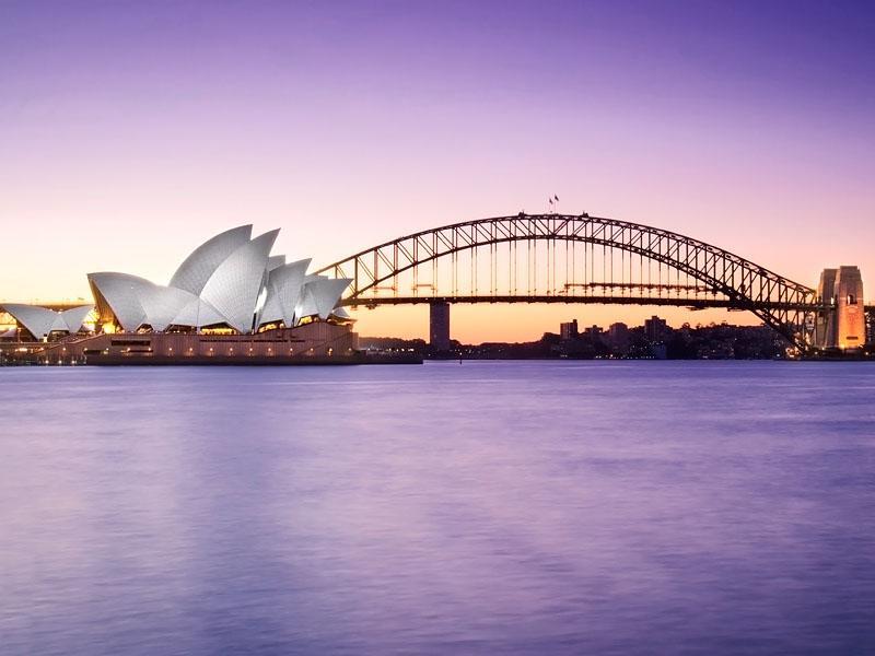 悉尼歌剧院半日游
