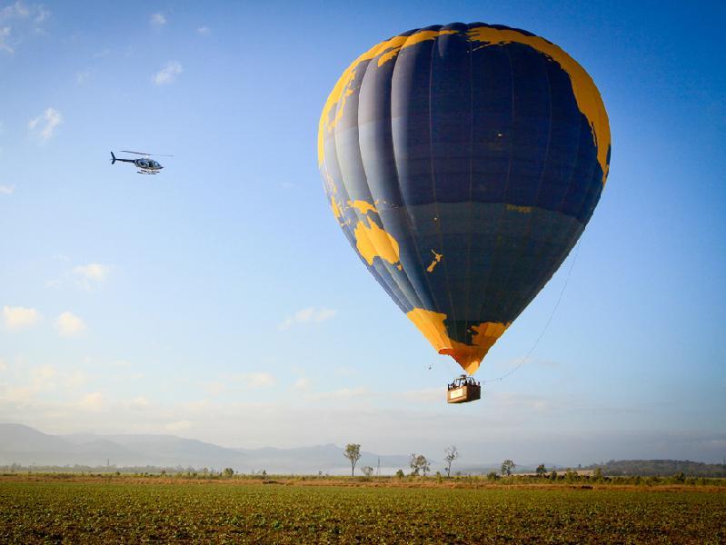 凯恩斯60分钟热气球之旅
