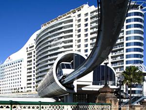 悉尼达令港宜必思酒店
